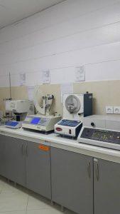 تصویر آزمایشگاه معیار گستر صدر